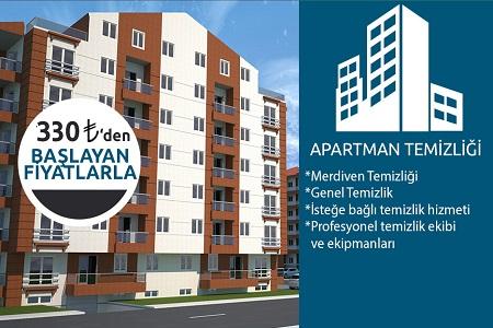 Adana Apartman Temizliği